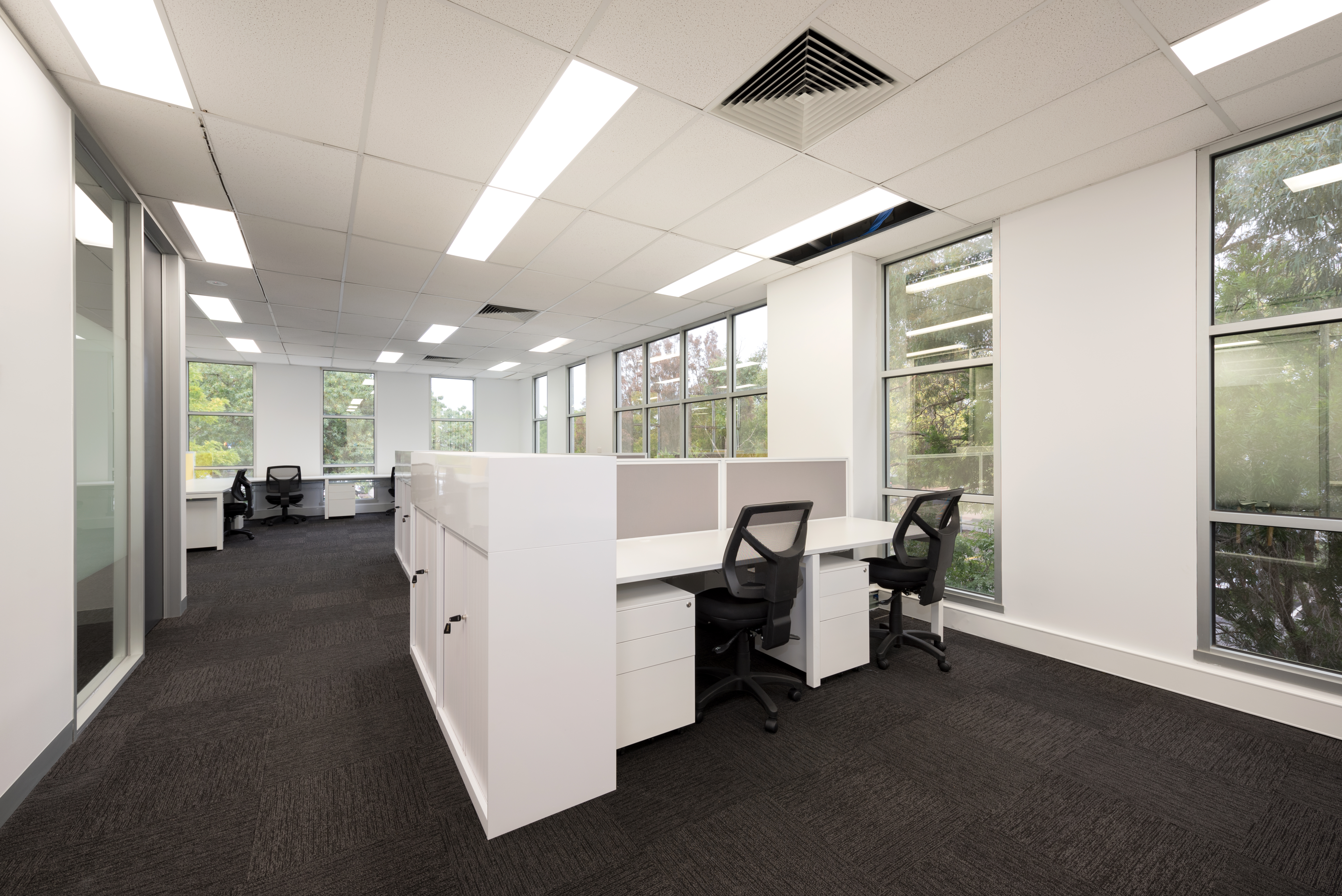 Ascot commercial Interior