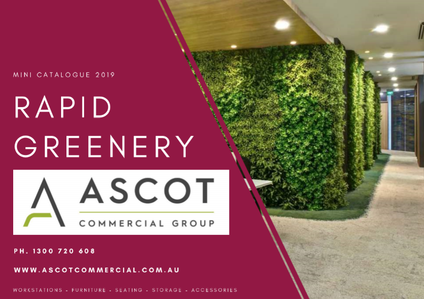 ascot commercial - rapid greenery