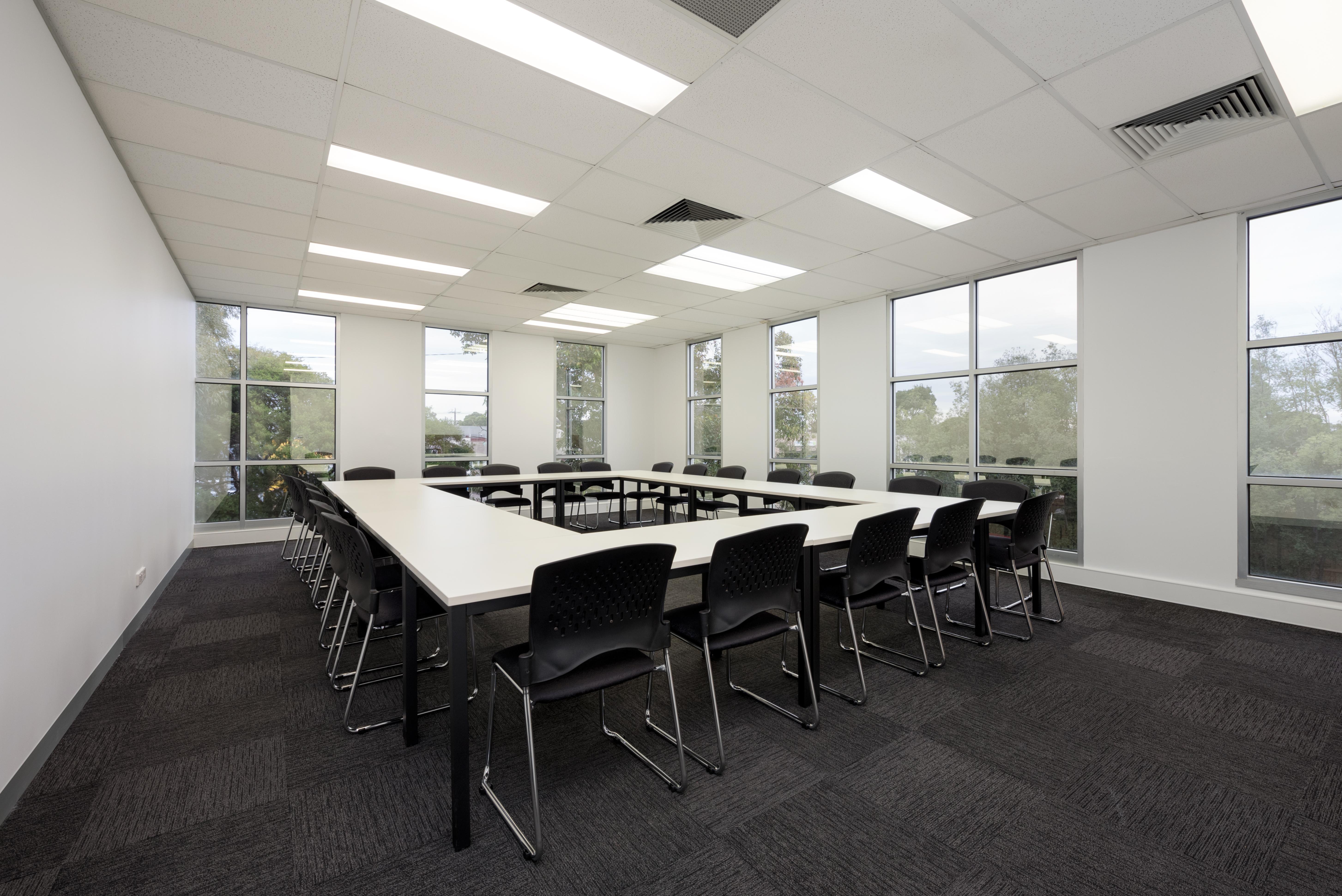 Ascot commercial Interior